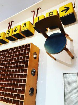 """Alvar Aalto meets Anton Schweighofer • """"Die Stadt des Kindes: Vom Scheitern einer Utopie"""" - great exhibition..."""