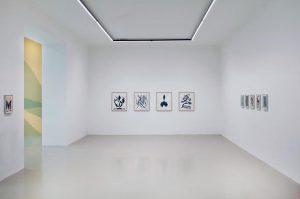Installation View: Frauke Dannert 'folie' - one more week to view, until Sat. 28th April! • • • #fraukedannert #folie #exhibition #collage #painting #nature #galerielisakandlhofer #gallery #contemporaryart #contemporaryartist #vienna #artcollector #architecture #design #interiordesign #botanik Galerie Lisa Kandlhofer