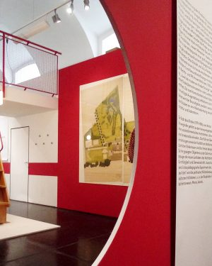 Have a Look inside 👀 . The exhibition 'Die Stadt des Kindes