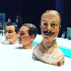"#Vienna thank you @wienmuseum ・・・ Upcoming: Skin deep. Hair dressers, barbers, beauticians • Die Ausstellung ""Mit Haut..."