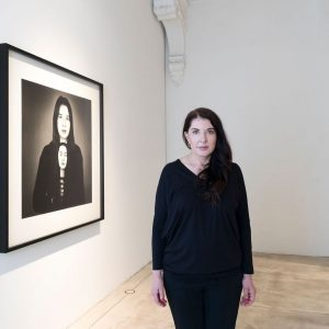 Marina Abramovic show TWO HEARTS @galeriekrinzinger until June 9,2018 If you don't have the opportunity to see...