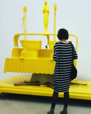 Bruno Gironcoli exhibition at MUMOK, Vienna #brunogironcoli #mumok #vienna #contemporary #contemporaryart