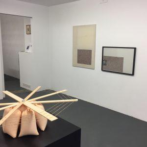 Opening today- Fabian Seiz #opening #exhibition #contemporaryart #schleifmühlgasse #gallery #fabianseiz #instadog #vienna opening together with @gabrielesenngalerie @scagcontemporary...