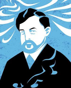 """Werken von Debussy im einzigartigen Ambiente des @belvederemuseum lauschen? Morgen Abend ist das möglich- bei """"Une nuit..."""