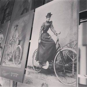 #bicycles #ausstellung #alovestory www.bicycles-exhibition.com ... noch bis 03.Juni 2018 #nordbahnhalle Nordbahnhalle