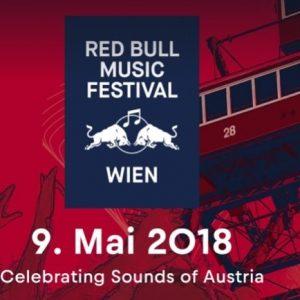 Die österreichische Musikszene trifft sich heute beim Red Bull Music Festival am Wiener Riesenrad und Riesenradplatz! Auch...