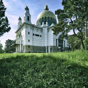 Heute führt uns unsere Frühlingstour durch ganz Wien auf die Steinhofgründe in Penzing. Im Ensemble der Spitalspavillons...