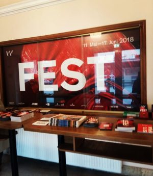 FestWochen #wienerfestwochen #songofroland #music #performance #visualarts #theateranderwien #waelshawky #ilikedit #igerswien #igersvienna