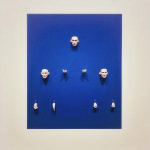Малый эмоциональный диапазон . . . #mumok #amosworld #modernart #art #contemporaryart #vienna #viennaart #vienna_city #vienna_austria #austria #cecilebevans