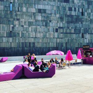 Museum-Hopping #vienna #wien #museumquartier