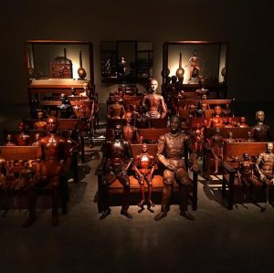 We visited the #kunsthallewien and saw an #amazing (I mean it!) exhibition by #yedessahendeles #deathtopigs The photo...
