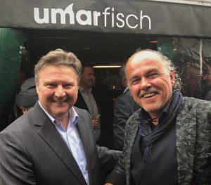 Dr. Michael Ludwig und Erkan Umar
