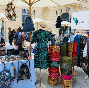 Safistyle @wampvienna until 7.00 p.m. today - who is up for a sweat? #hotsummerday #summerinthecity #summeroutfit #africandesign...