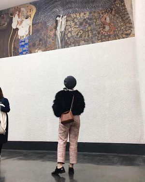 My great teacher, Klimt.