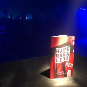 #hyperreality #wienerfestwochen2018 #wienerfestwochen #fm4 #sargfabrikwien #f23 F23