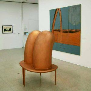 #BrunoGironcoli #ShyAtWork #retrospective at @mumok_vienna #mumokgironcoli . . . #gironcoli #mumok #vienna #20thcenturyart #art #exhibition #artexhibition #sculpture...