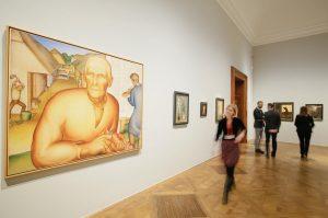 """""""Klimt ist nicht das Ende – Aufbruch in Mitteleuropa"""" ist eine Ausstellung des @belvederemuseum und @bozarbrussels in..."""