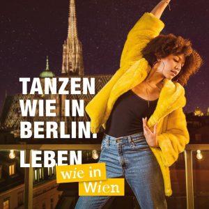 Wir freuen uns Teil der fantastischen Kampagne der Stadt Wien zu sein! @wardanetwork zeigt Internationalität und Weltoffenheit...