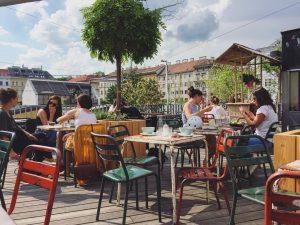 Shiny happy people ☀️💕 #wienliebe #igersvienna #1000thingsinvienna #wirrambrunnenmarkt #summerinvienna Wirr am Brunnenmarkt