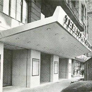 #blastfromthepast #1962 #restaurierung #theateranderwien #wiengeschichte #viennahistory #architektur Theater an der Wien - Das neue Opernhaus