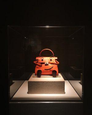 #Kunsthallewien #deathtopigs #ydessahendeles #contemporaryart #exhibition #birkinbag