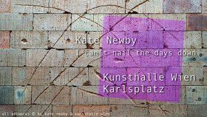 [NEUER CLIP ONLINE] Kate Newby in der Kunsthalle Wien, Karlsplatz #Kunst #Wien