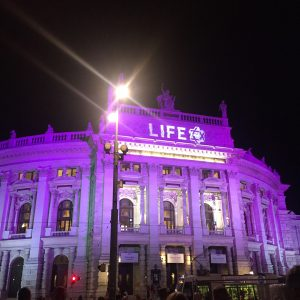 #비엔나한달살이_24일 #viennapride #lifepluscelebrationconcert 내일 비엔나 프라이드 개막을 앞두고 오늘 저녁 축하 콘서트가 열렸다. LGBT 페스티벌 축하 콘서트라니...