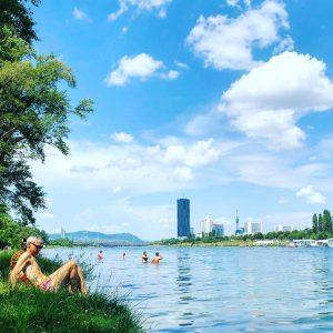 Sonntag auf der #Donauinsel! Was gibt es Schöneres? #wienliebe #inselliebe #igersvienna #weekend #1000thingsinvienna 😊 Donauinsel