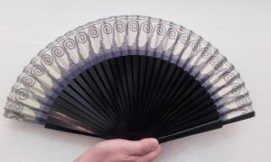 Our recommendation for the hottest day of the year. A fan inspired by Robert Oerleys design for...