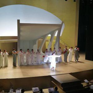 Sehr viel Applaus nach der letzten Vorstellung von #TrojanWomen . #festwochen2018 #vorbei Theater an der Wien -...