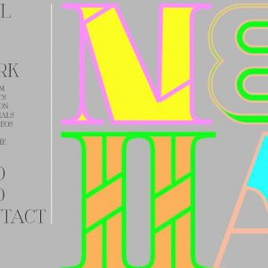 A futuristic-historical-clash in RGB. Identity design for New York-based video editor Nella François ...