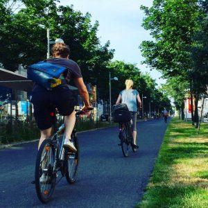 Heute sind wieder soviel Menschen auf Wiens Radwegen unterwegs. Das freut uns natürlich besonders! 😊🚲 #wienliebe #fahrradwien...