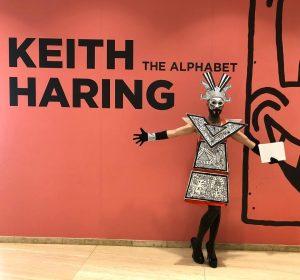 #tiefekümmernis #albertina #keithharing #albertinamuseum
