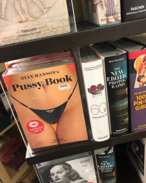 Just Pussy Book