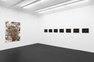 "Installation view of our current solo show from Lucie Stahl's ""The Simple Life"". Dauer / Duration: 6.6...."