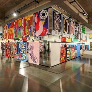 (Pressekonferenz) 100 prämierte Plakate können im MAK bewundert werden - in der jährlichen Ausstellung 100 Plakate. ....