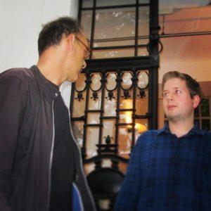Kreisky Forum mit Kevin Kühnert