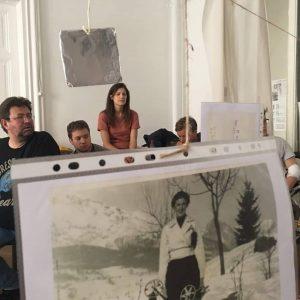 Und Action! Mit Student*innen des Instituts für Zeitgeschichte erarbeiteten unser Kurator Herbert Justnik ...