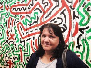 Mama & Keith Haring #keithharing #albertinaharing
