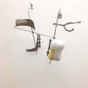 On the road - Nairy Baghramian in Wien
