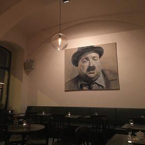 #viennanow#qualtinger #art#vienna#cafedrechsler