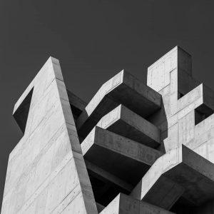 Von Helmut Prochart stammt das nächste Gewinner*innen-Foto unseres heurigen Az W-Insta Photo Awards: Grafton Architects + Shell...