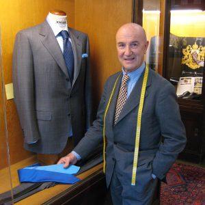 KNIZE - Rudolf Niedersüß #simplyknize #knizecomp #anamethatbecameasymbolofquality #work #studio #manufacturer #gentmenfashion #gentfashion #boss #gentleman #gentlemen #fashion #vienna