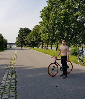 Впервые за лето вытащил велосипед с подвала, кайфанул на все лето😎😎