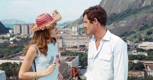 FR 03.08., 21.00h Kurzfilm und L´HOMME DE RIO von Philippe de Broca, FRA/ITA 1964, 110min, Spielfilm, OmdU...