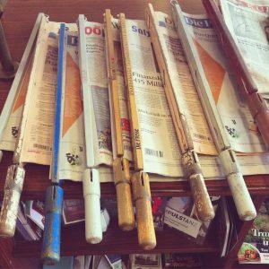Pick your paper #Vienna #cafeculture #bräunerhof Bräunerhof