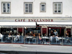 Time for a cuppa? Don't mind if I do.  #englander #cuppa #english #vienna #wien #tea #coffee #austria Café Engländer