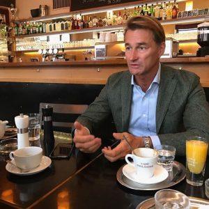 Early Morning Interview mit Oliver Attensam, Geschäftsführer von Attensam #pr #agentur #bettercommunications #agenurleben ...