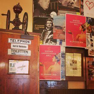 ☎️ #coffeehouse #kaffeehaus #vienna #wien #austria #österreich Bräunerhof