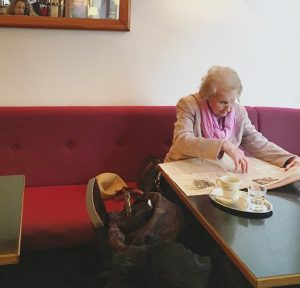 📸☕️👵🏼 Café Engländer